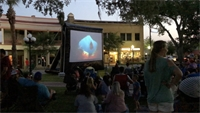 Food Trucks & Flicks Takes Place Friday, May 11th!