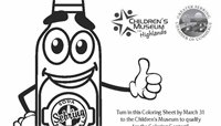 Sebring Soda Festival & Children's Museum of the Highlands Announce Kids Soda Coloring Contest