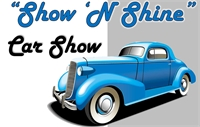 "September 15th: ""Show 'N Shine"" Car Show!"