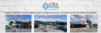Sebring CRA offering properties for Development in Downtown Sebring - RFP