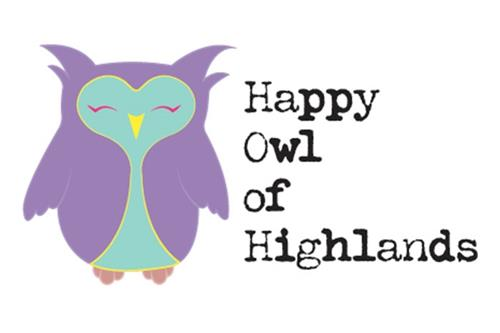 Happy Owl of Highlands