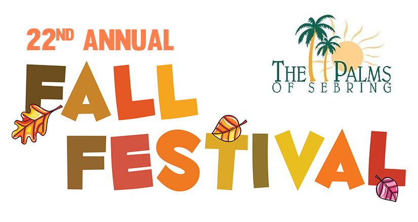 Make Plans for the 22nd Annual Fall Festival!