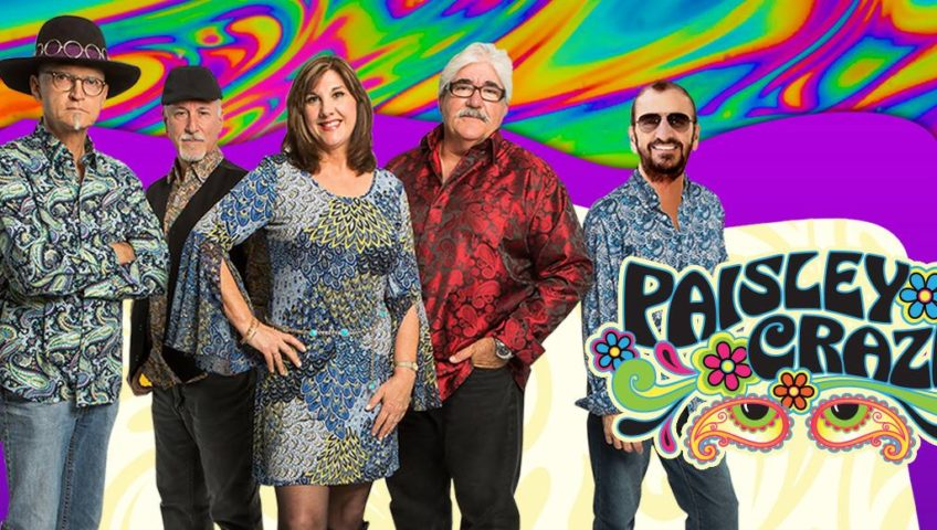 September 7th: Rockadelic '60s with Paisley Craze