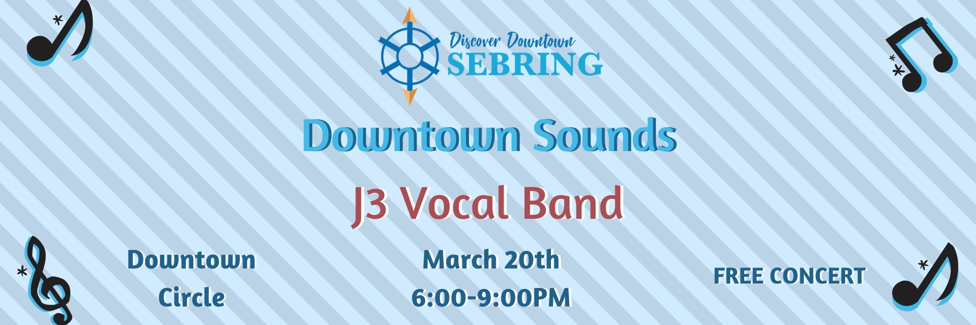 ‼️Update for Downtown Sounds‼️